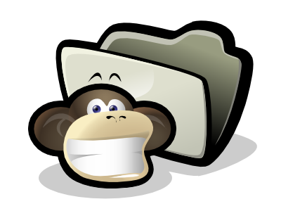 Gorilla icon theme