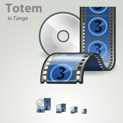 totem in tango Guardare i video di YouTube direttamente da Totem, in Ubuntu 8.04